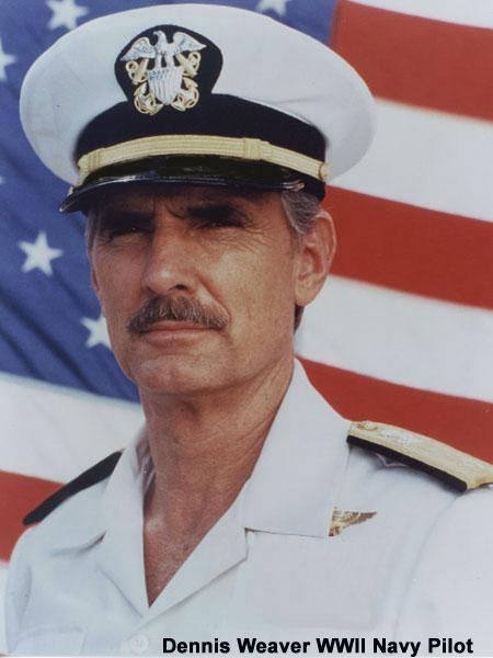 Dennis Weaver actor dennis
